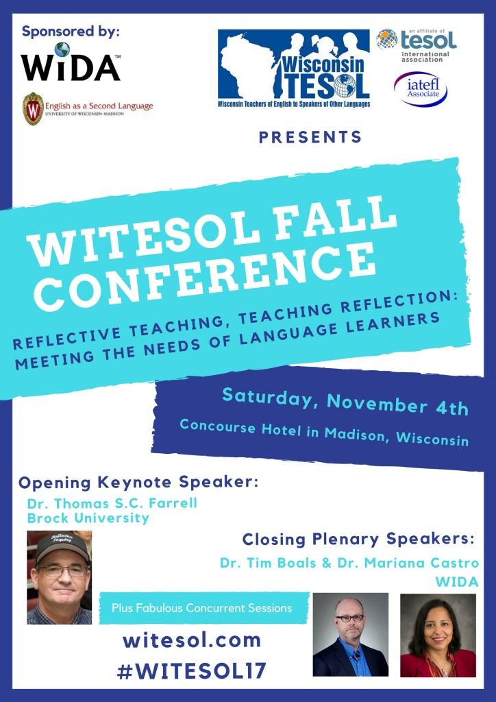 WITESOL Fall Conference 2017